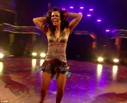 Susanna Reid on Strictly