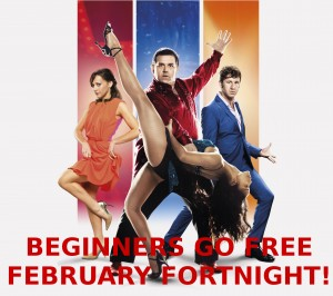 Beginners Go Free February Fortnight!